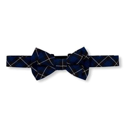 New Boys 6-18 Months THE CHILDRENS PLACE Plaid Child Pre Tied Adjustable Bowtie