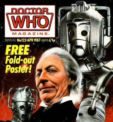 DOCTOR WHO MAGAZINE Collection on DVD - Books & Comics on DVD Rom