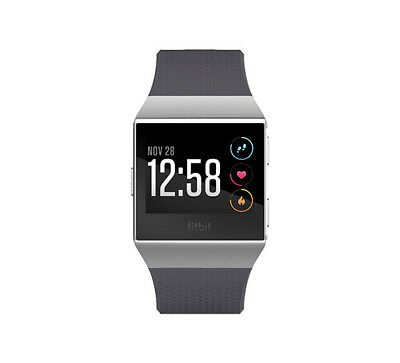 New Fitbit Ionic Blue Grey