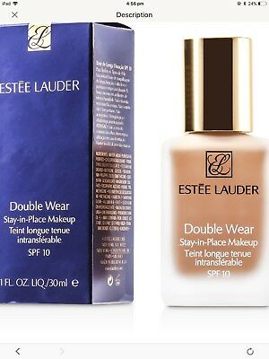 Estée Lauder Double Wear Foundation - Free Delivery New Unopened