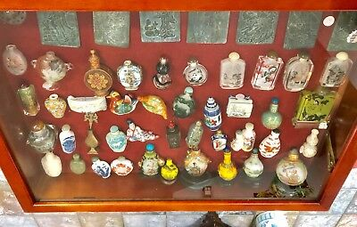 Snuff Bottle Chinese collectors collection