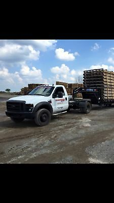 2008 Ford F-550  Ford f-550 cab and chassis