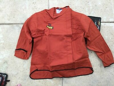 Elliotts welding jacket large Wakatac