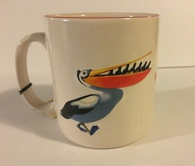 My Goodness My Guinness Toucan and Turtle Coffee Mug