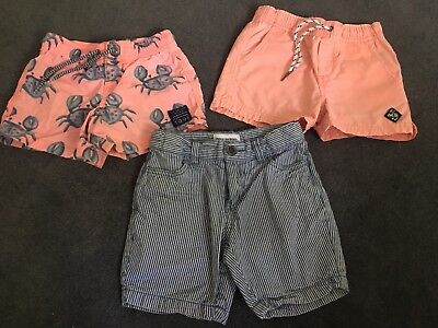 Size 3 Boys Shorts Country Road & Indie Kids