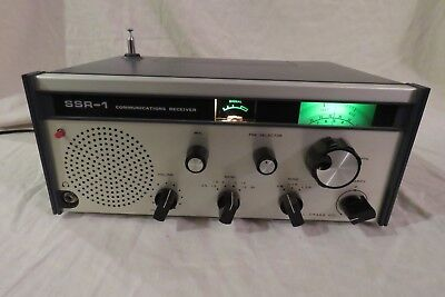 R.L. Drake SSR-1 Communications Receiver .5-30 MHz