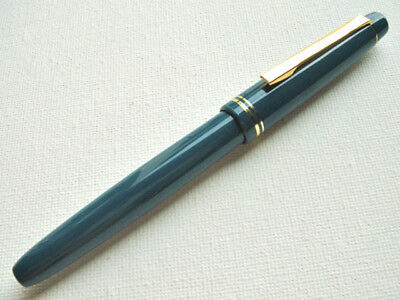 Pilot 78G GOLD RING Fountain Pen, TEAL, M nib, TURQUOISE, FP-78G