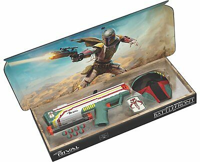 Brand New NERF Rival APOLLO XV-700 BLASTER Face Mask STAR WARS BATTLEFRONT II