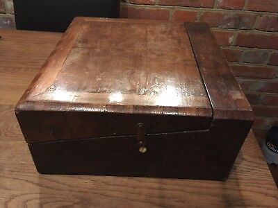 Antique Portable Writing Bureau