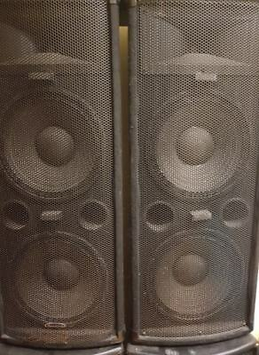 Accusound PA-1220 800w Passive Speaker System + Sound King Monitors