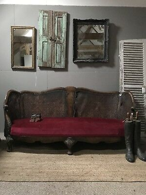 French Bergere Sofa