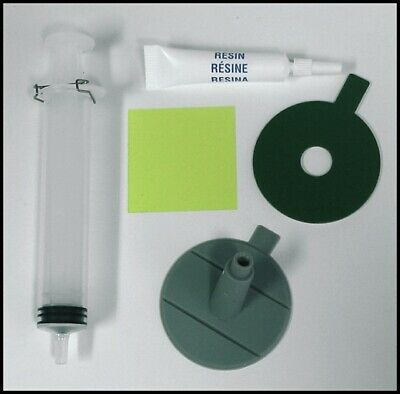 Permatex Windshield Repair kit Bullseye 16067 Syringe & Plunger