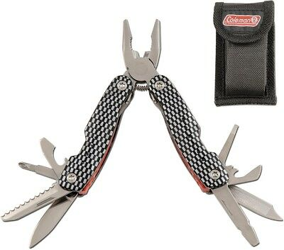 Coleman CMN6013 Multi Tool Camping Outdoor Pocket Knife Screwdriver Pliers EDC