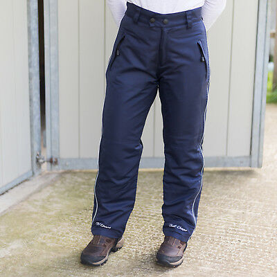 Just Chaps Kids Waterproof Over Riding Trousers - All Child Sizes