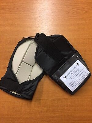 Brand New Hows Racesafe Rs2000 Shoulder Protectors Size Small