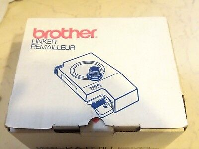 #1 Rare Boxed Brother Knitting Machine Parts Accessories Ka8310 Linker Carriage