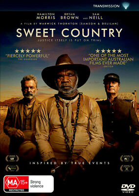 Sweet Country (2017) DVD R4 New!
