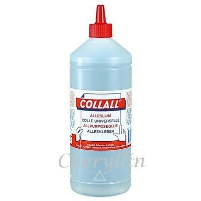 Collall - All Purpose Glue Transparent - 1000ml - GREAT VALUE!