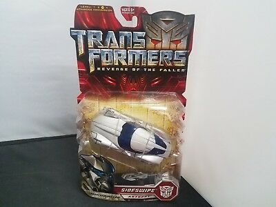 Hasbro Transformers Revenge of the Fallen SIDESWIPE Action Figure 2008 NOSC