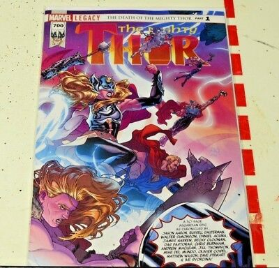 The Mighty Thor 700 NM!!!