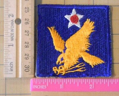 WWII 2nd AAF USAAF Army Air Force military Patch