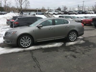 2015 Lincoln MKS  2015 Lincoln MKS AWD Ecoboost