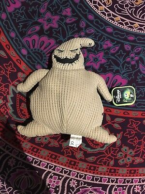 Disney Store The Nightmare Before Christmas Oogie Boogie Plush Soft Toy TNBC