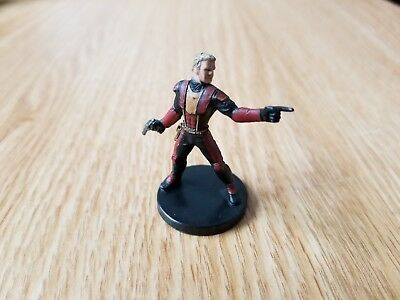Star Wars Champions of the Force Miniatures - Old Republic Commander #05 (2006)