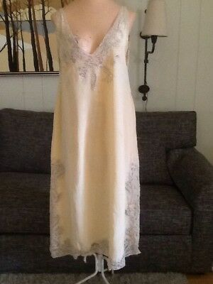 Antique Lacy Nightgown