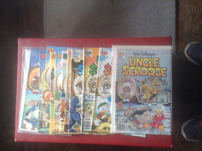 Don Rosa Uncle Scrooge 285-287, 289-296(2)