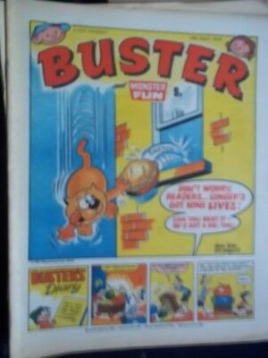 Buster & Monster Fun Comic.[ 14Th July 1979].