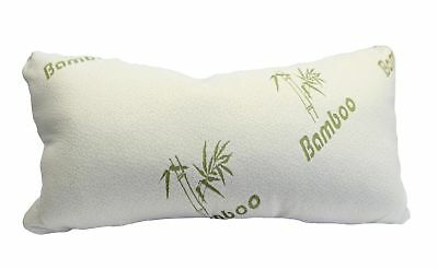 Bamboo Magic Memory Foam Pillow, Maximum Support for Back & Neck Standard Size!