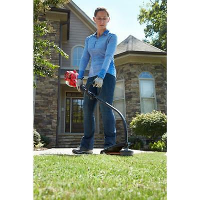Homelite Liteweight 2 Cycle 26cc Curved Shaft Gas String Weed Eater Trimmer G