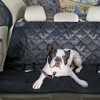 ▶ Pet Dog Car Back Seat Cover Blanket Waterproof Hammock Padded Extra Protector