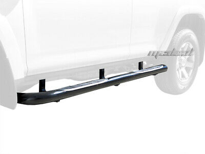 New 3/'/' Side Step Bars For 10-17 4Runner Black Excl. Trail Edition /& 14-15 SR5