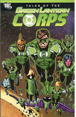 Tales of the Green Lantern Corps Vol.2 TPB New