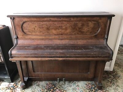 Upright Thurmer Piano