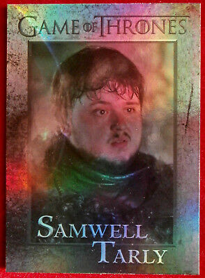GAME OF THRONES - SAMWELL TARLY - Season 4 - FOIL PARALLEL Card #35