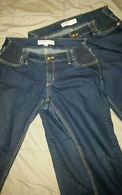 Maternity Jeans - Just Jeans size 14 x 2pair