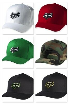 Fox Racing Legacy Flexfit Hat Cap *Various Colors and Sizes