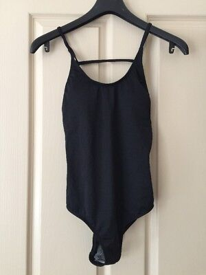 Roxy Black Swimsuit Swimwear Bathers Size Medium New With Tags RRP $69.99