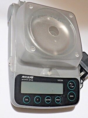 Acculab Sartorious Group Vicon VIC-123 Digital Reload Scale Adapter