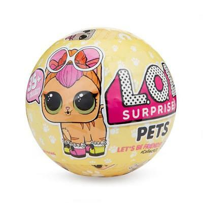 HTF! LOL Pets Series 3 Ball 7 Layers Of FUN! L.O.L Surprise Dolls~Sold Out~NEW