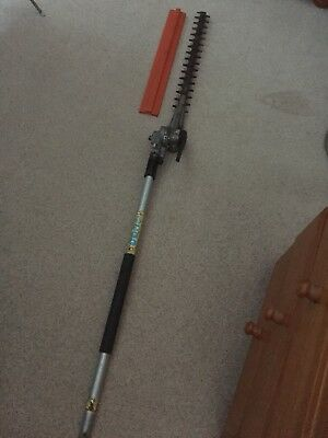 Stihl long reach hedge trimmer attachment for  combi engines KM-HL 135