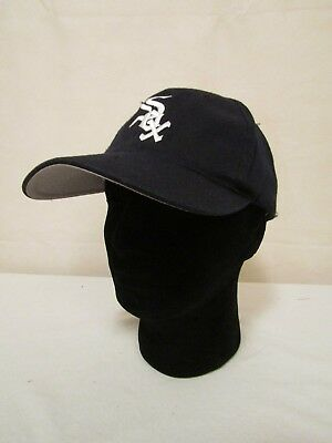 MLB Chicago White Sox LOT of 3 Adjustable Hats. NIKE.Sports Specialties. Logo At