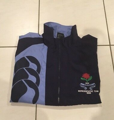 NSW Rugby Union Representative Jacket (Player issued)