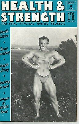 Health and Strength 8th September 1960 Malcolm Stringer / Frank King