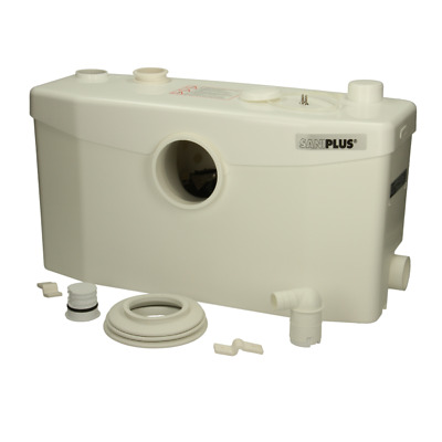 Saniplus 400W Pump For W/c, Wash Basin And Shower