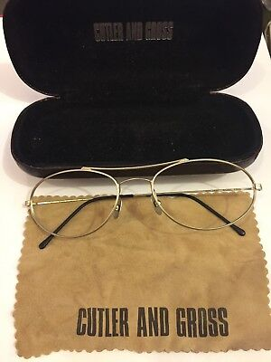 Very rare Cutler & Gross of London spectacles/sunglasses Frames, Vintage