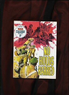 War Picture Library #271_No Holds Barred_Dec.1964_VG+